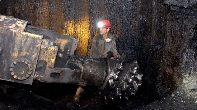 Опасные факторы добычи каменного угля