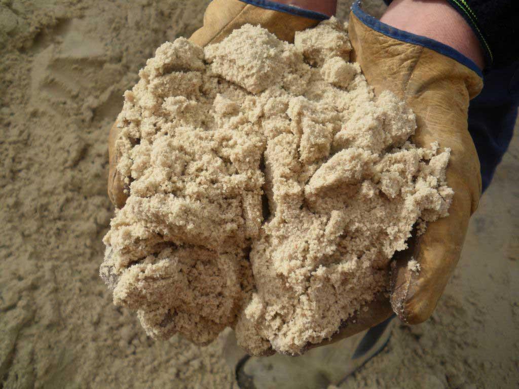 Свойства и сферы применения песка