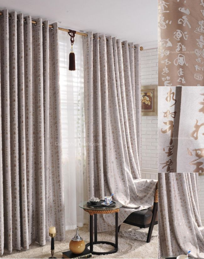 Chinese-Words-Printed-Blackout-Living-Room-light-grey-curtains-CHS1331-1-merge