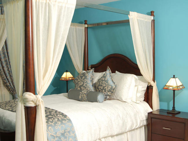 Elegant-Canopy-Bed-Curtains