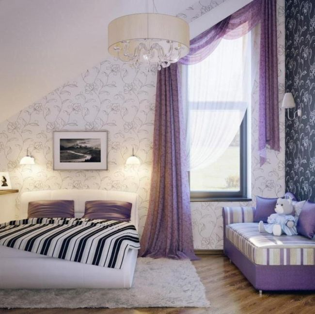 Purple-Nursery-Curtains-Ideas