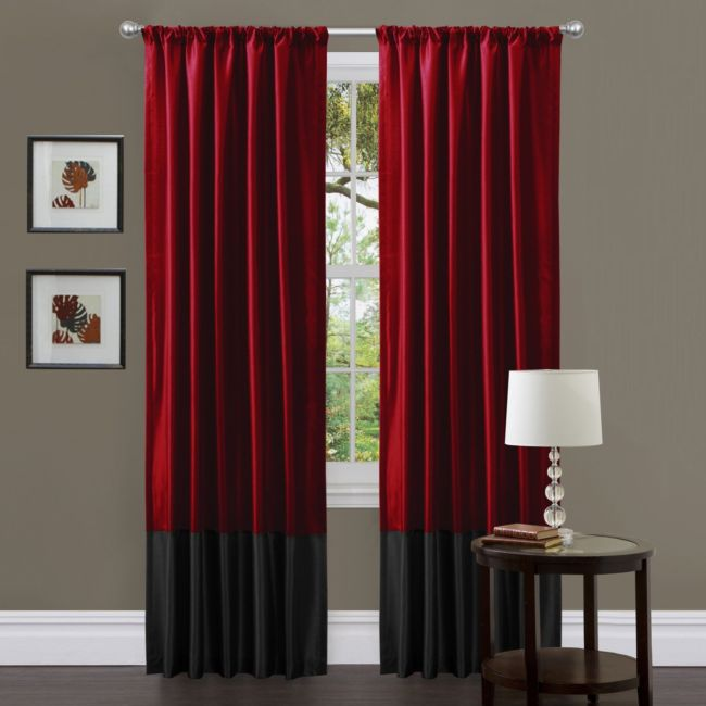 amazon-com-lush-decor-milione-fiori-curtain-panel-pair-84-inch-by-42-redblack-home-kitchen_black-curtain-designs_home-decor_home-decorations-decor-websites-diy-shabby-chic-fabric-decorating-catalogs-y