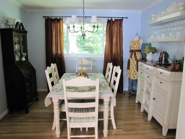 brown-kitchen-curtains