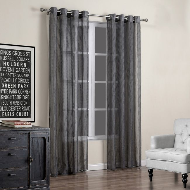 -font-b-Curtains-b-font-for-Window-Translucidus-Solid-Curtians-with-Eyelets-Black-font-b