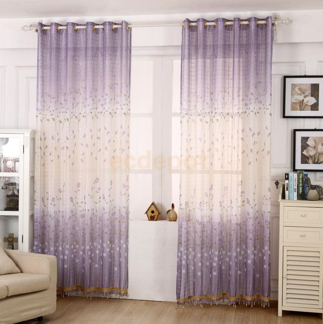 -font-b-Purple-b-font-Tulips-Sheer-Tulle-Curtains-Window-font-b-Blinds-b-font