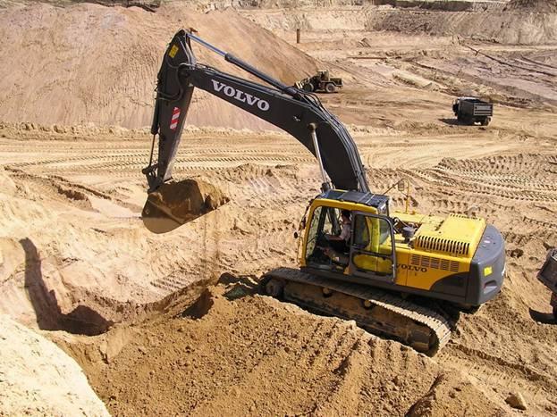Карьерный песок  1