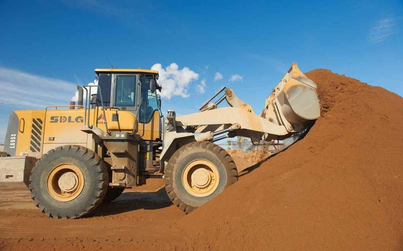 Карьерный песок  2