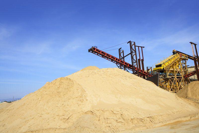 Карьерный песок  3
