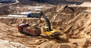 Карьерный песок  4