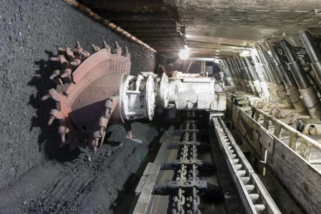 Состав и особенности добычи угля