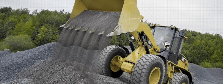 Фракционирование щебня для бетонных растворов
