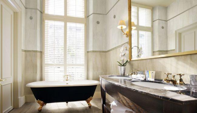 Интерьер-ванной-в-английском-стиле