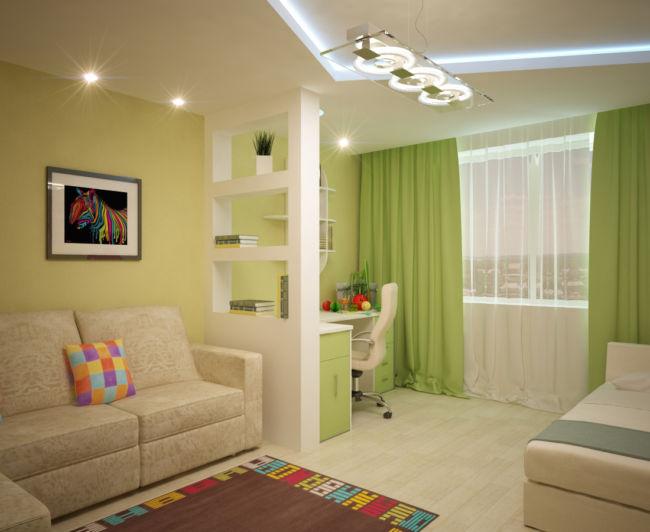 дизайн-спальни-гостиной19