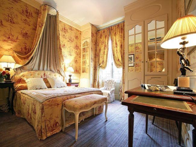 спальня в стиле прованс 7