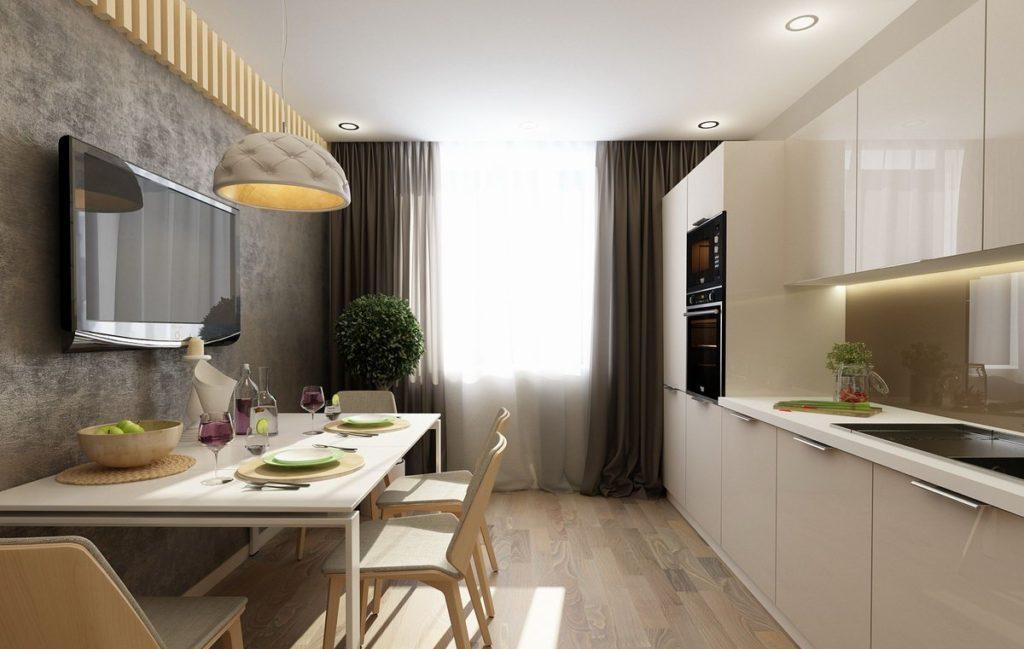 Дизайн кухни 13 кв.м фото 2016 современные идеи