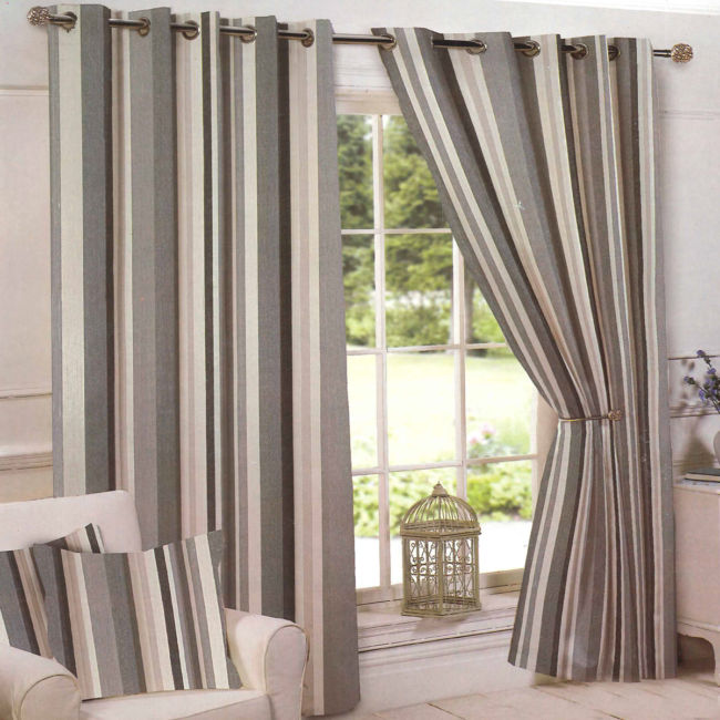 grey-curtains-with-white-stars-Arizona-Stripe-Grey