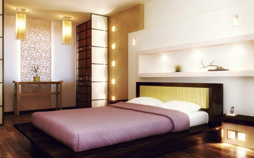 Как можно сделать спальню красивой