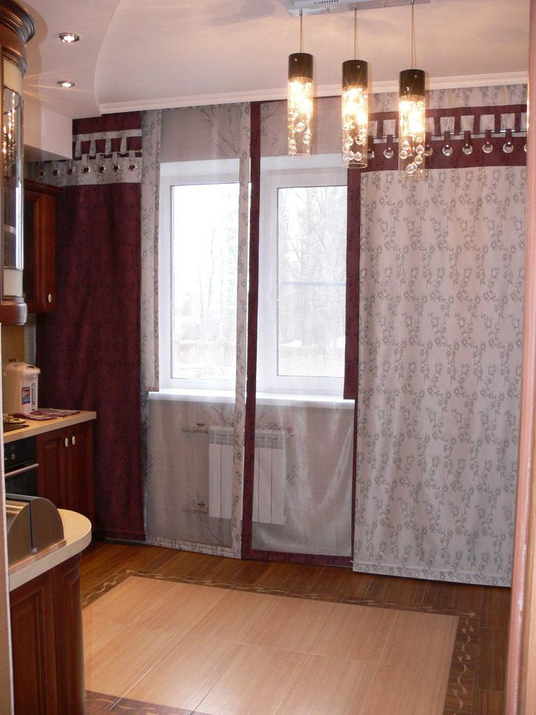 Шторы для кухни - 105 фото примеров лучшего дизайна.
