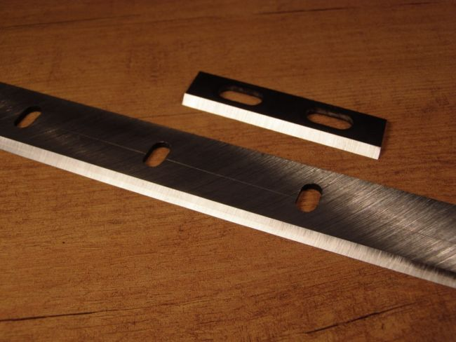 Заточка строгальных ножей
