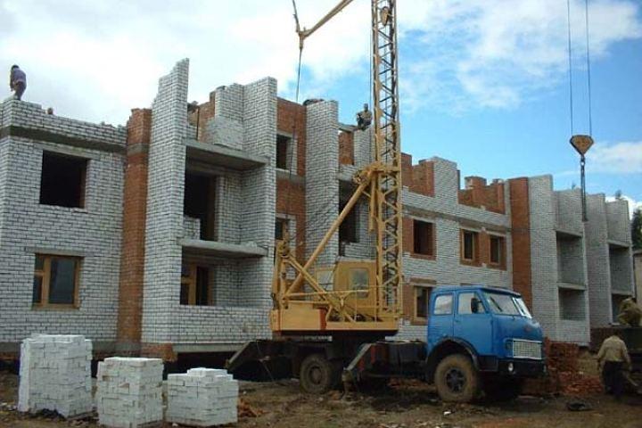 Выбор материала для постройки дома