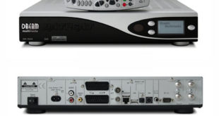 2Cпутниковый ресивер Dreambox DM7020Si0