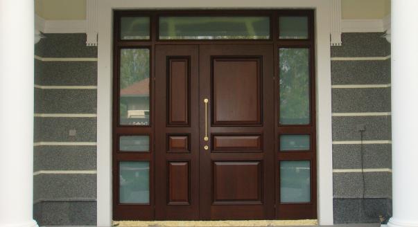 Покупка входной двери